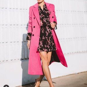 JIJIL Pink Coat